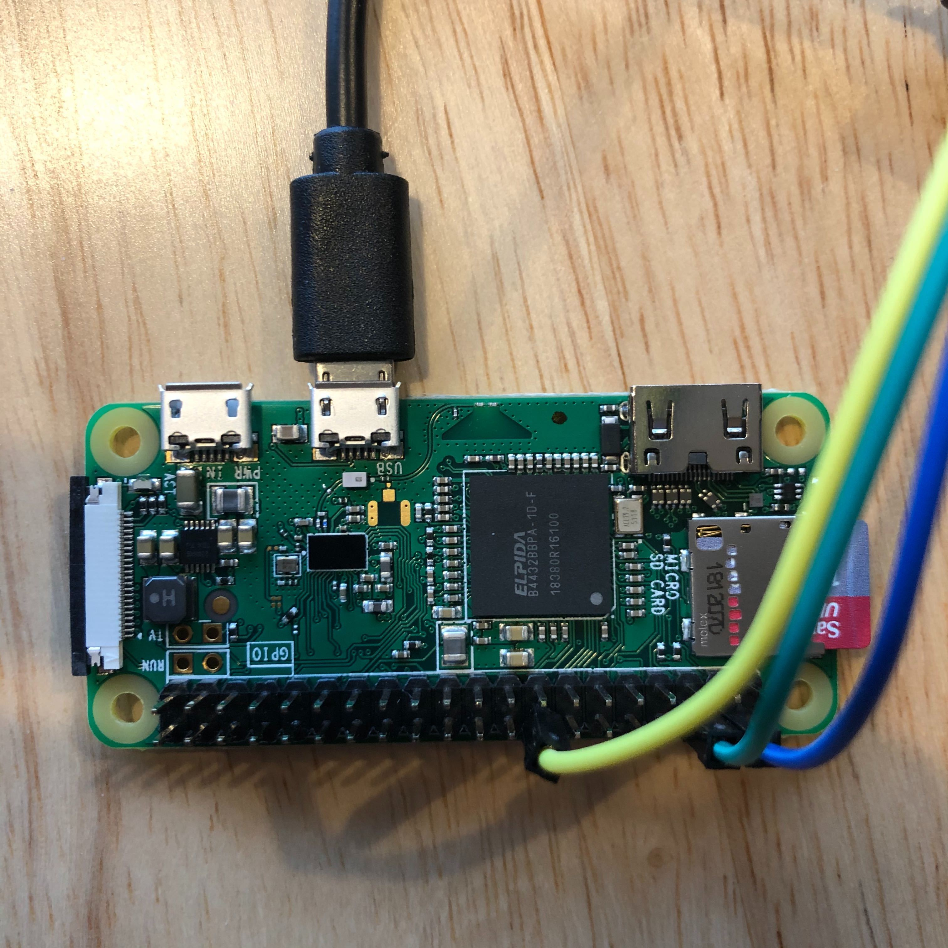 How to connect to your Pi