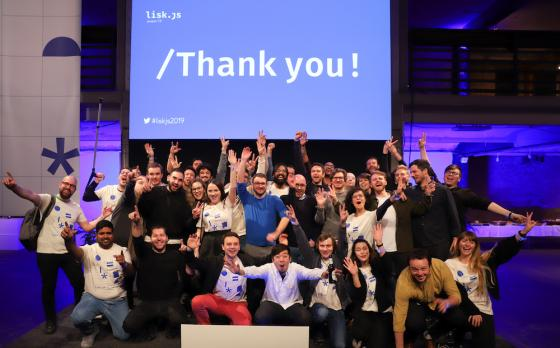 Lisk.js 2019 Founders' Speech