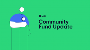 Lisk Community Fund Update 2019
