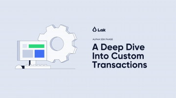 Deep Dive Into Custom Transactions