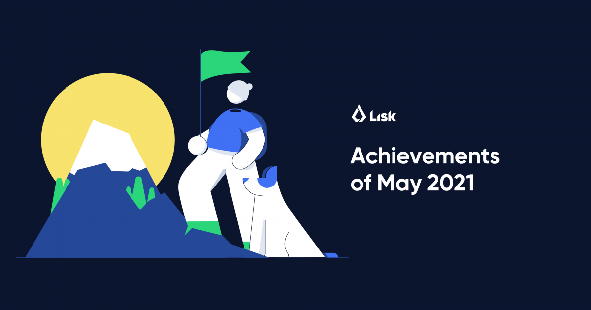 Achievements of May 2021